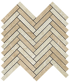 Force Light Herringbone Mosaic - Форс Лайт Херр Мозаика 29,8x29,3 600110000861